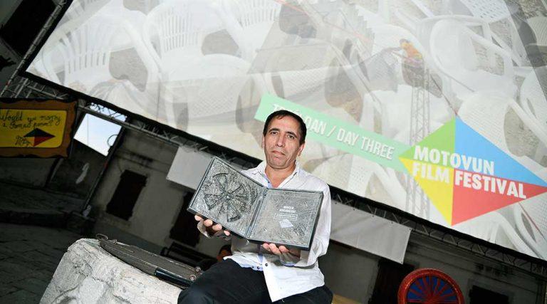 Mohsen Makhmalbaf - Motovun Maverick 2013