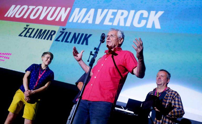 Želimir Žilnik - Motovun Maverick 2016