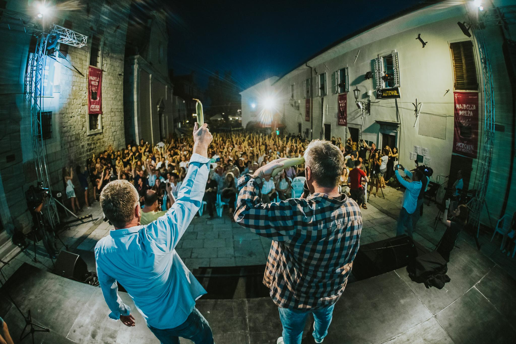 Motovun 2019: Uz zdravicu bananama otvoren 22. Motovun Film Festival
