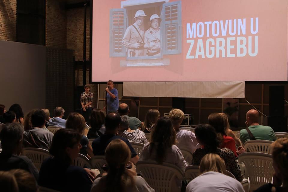Motovun u Zagrebu: Nina Violić, Marko Škop i Leonard Cohen u Laubi