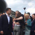 Oslobođen Oleg Sentsov!